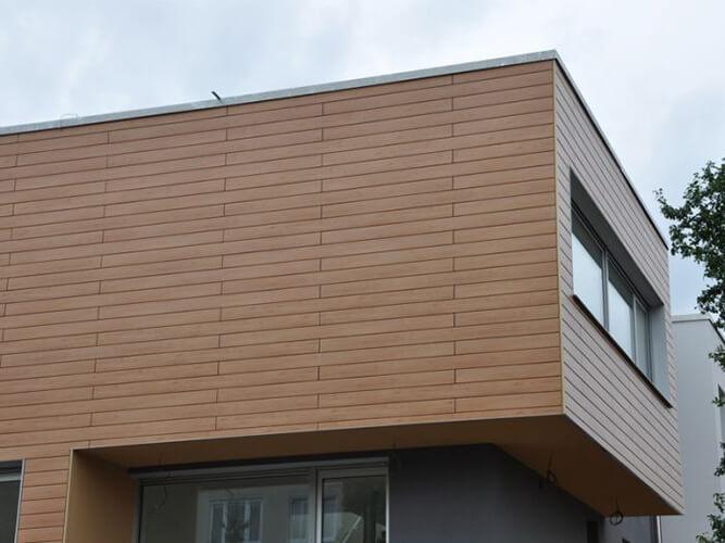 Revestimientos de fachadas suelos de madera puertas - Revestimiento de fachadas exteriores ...