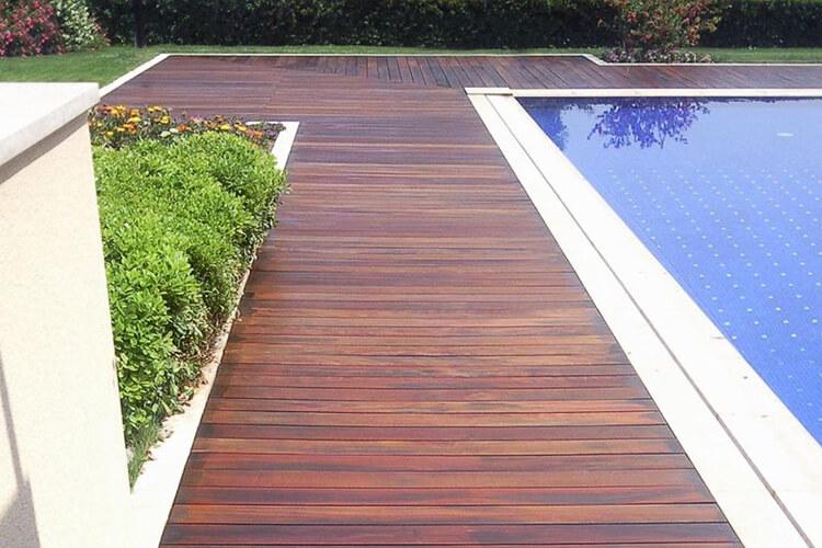 Suelos de exterior de madera suelos de madera puertas - Suelos jardin exterior ...